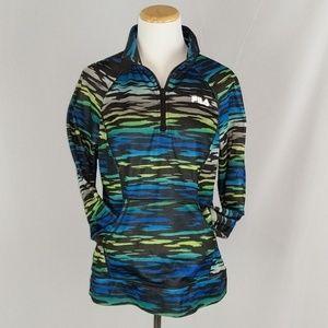 Fila Sport performance pullover 1/4 Zip  shirt